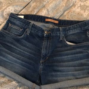 Joe's Jeans Boyfriend Shorts 29